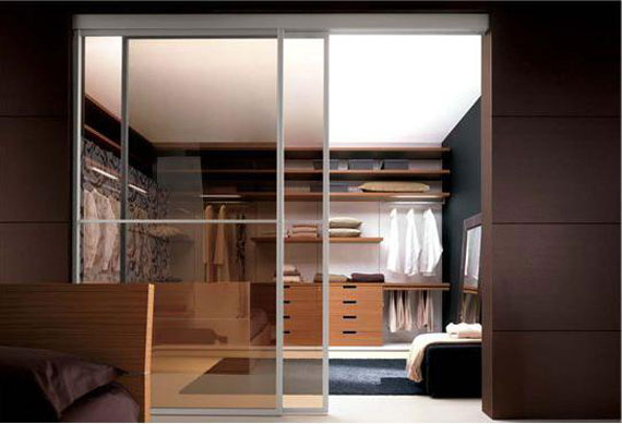 Useful Design Ideas To Organize Your Bedroom Wardrobe Closets 3