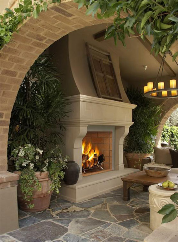 f16 Fireplace Ideas: 45 Modern And Traditional Fireplace Designs