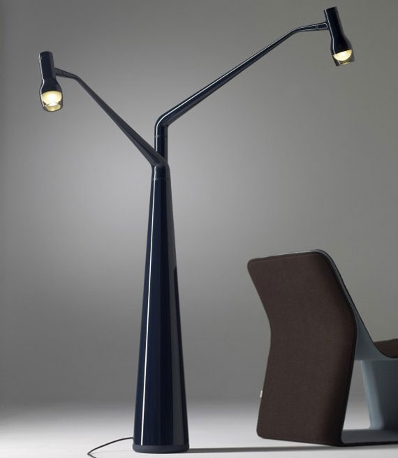 Modern And Vintage Floor Lamp Designs