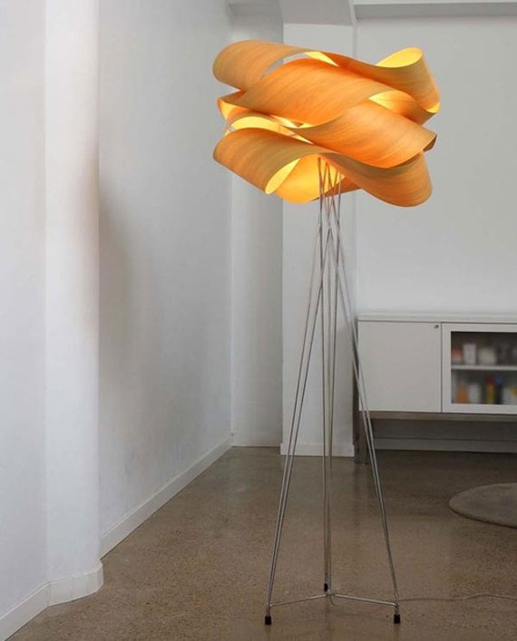 Modern And Vintage Floor Lamp Designs To Decorate And Light Your Rooms