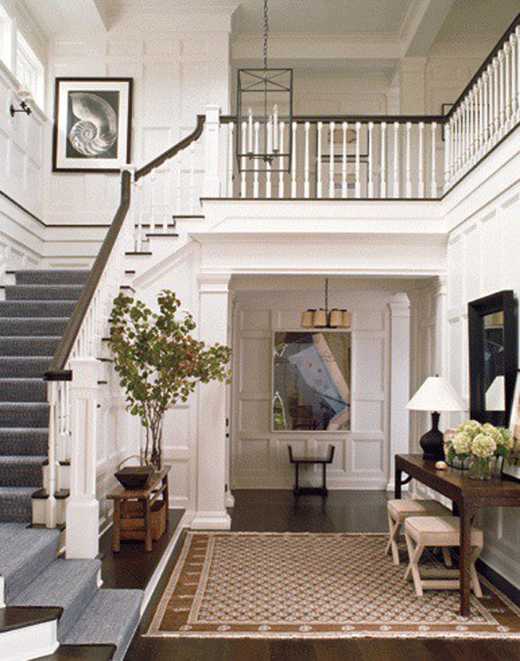 F28 Decorating A Foyer: Not A Big Deal When You Have These Ideas