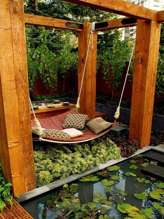 Modern Backyard Garden Ideas To Help You Design Your Own Little Adorable Modern Backyard Design