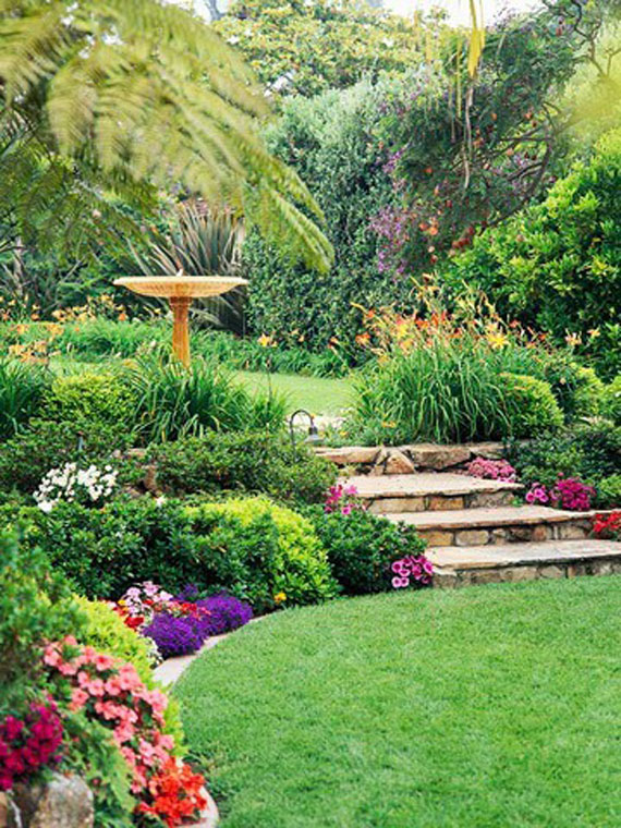 Modern Backyard Garden Ideas To Help You Design Your Own Little