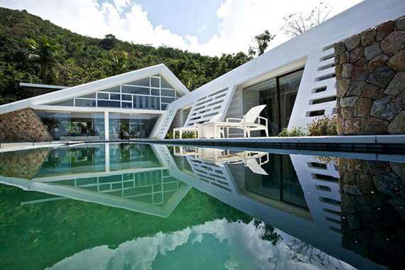 Aqualina Residence 2 sustainable architecture