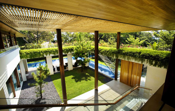 Sustainable Architecture Showcased By 10 Houses That Also Have Green