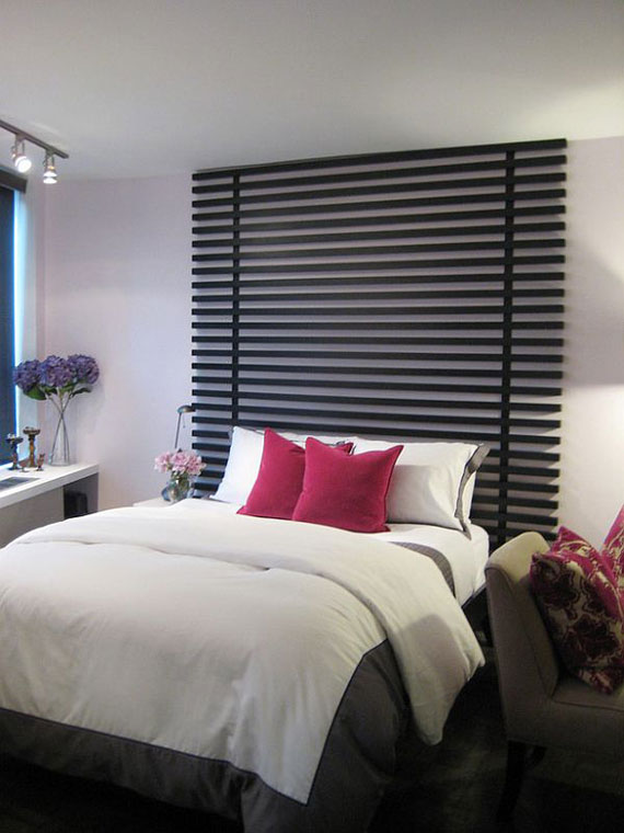 Headboards Design Ideas For Everyone To Choose From - Headboard designs ideas