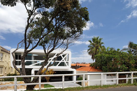 Hewlett Street House In Bronte, Australia Designed by MPR Design 6