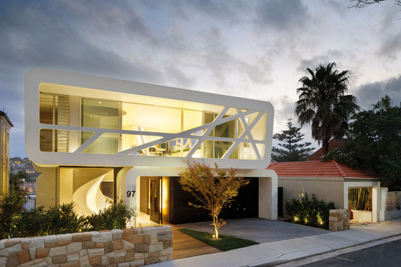 Hewlett Street House In Bronte, Australia Designed by MPR Design 4