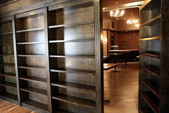 H11 Hidden Doors And Secret Passages Ideas
