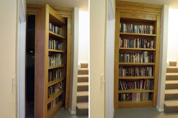 Bon H28 Hidden Doors And Secret Passages Ideas