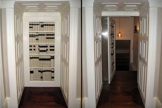 Awe Inspiring Hidden Doors And Secret Passages Ideas Complete Home Design Collection Epsylindsey Bellcom
