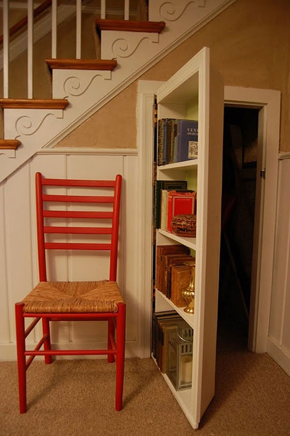 H4 Hidden Doors And Secret Passages Ideas