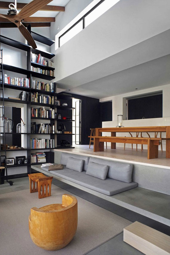 c10 High Ceiling Rooms And Decorating Ideas For Them