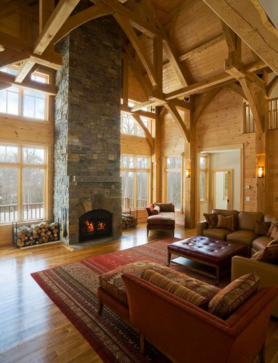 High Ceiling Rooms And Decorating Ideas For Them