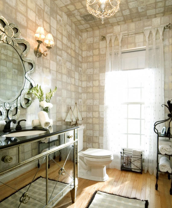 powder room ideas to impress your guests (71 pictures)