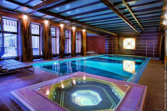 Attrayant Piscina10 Best 46 Indoor Swimming Pool Design Ideas For Your Home