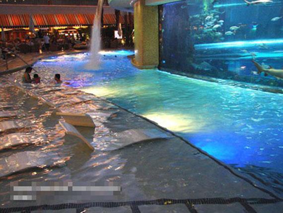 Best 46 Indoor Swimming Pool Design Ideas For Your Home - Indoor-swimming-pool-design-ideas