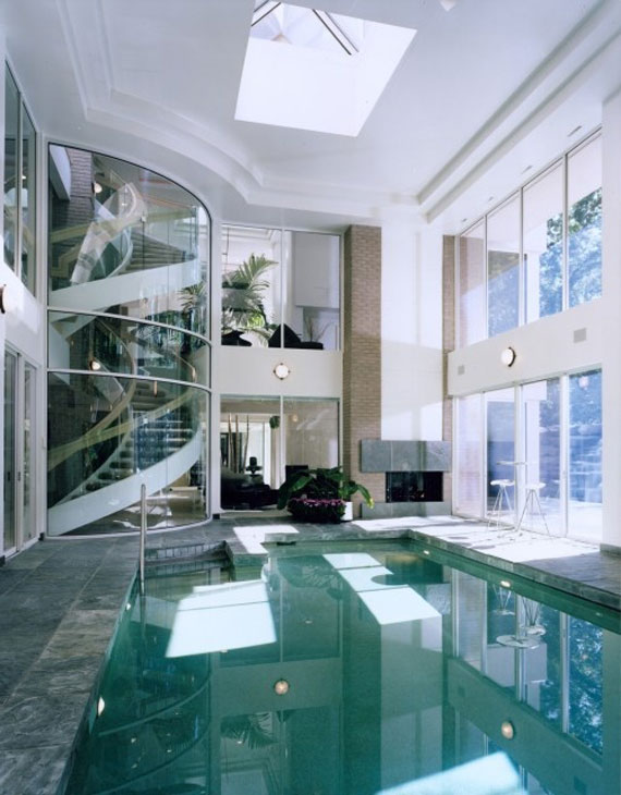 Piscina24 Best 46 Indoor Swimming Pool Design Ideas For Your Home