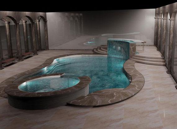 piscina8 Best 46 Indoor Swimming Pool Design Ideas For Your Home. Best 46 Indoor Swimming Pool Design Ideas For Your Home