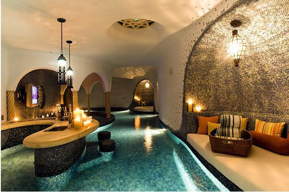 Indoor Pools In Homes Beauteous Best 46 Indoor Swimming Pool Design Ideas For Your Home Decorating Inspiration