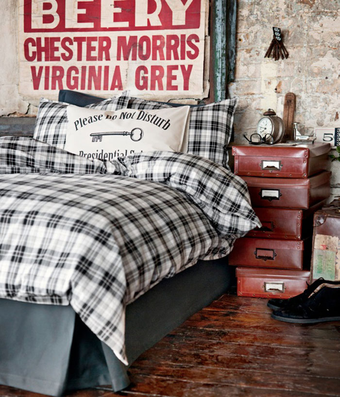 Ideas For Designing Your Bedroom In An Industrial Style 9