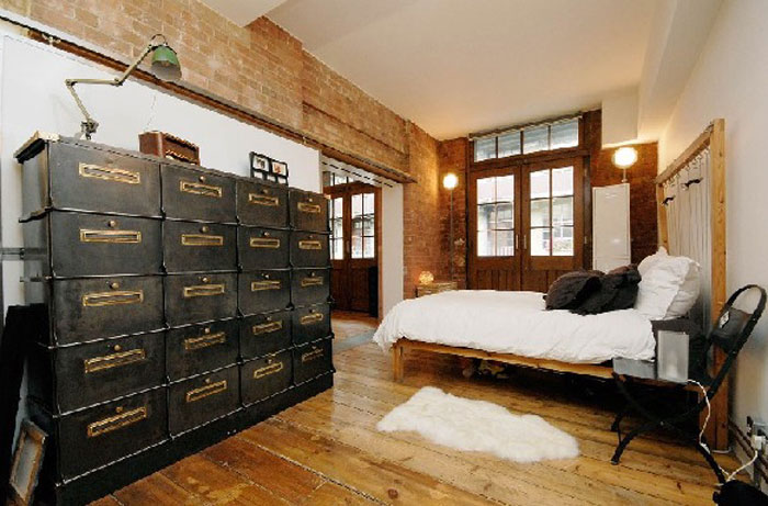 Excellent Ideas For Designing Your Bedroom In An Industrial Style Home Interior And Landscaping Ymoonbapapsignezvosmurscom