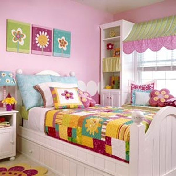 kids rooms interior design ideas 1 - Kids Interior Design Bedrooms