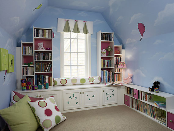 Attractive Kids12 Kids Rooms Designs And Ideas For Decorating Their Bedrooms