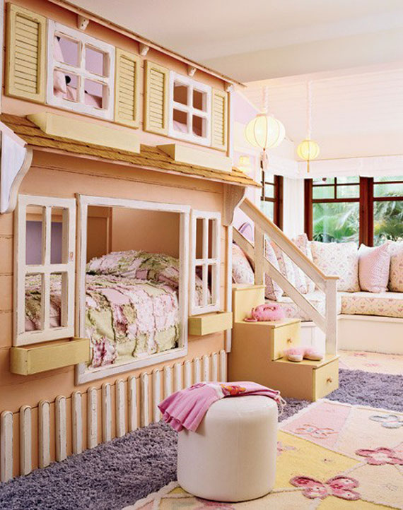 Kids22 Kids Rooms Designs And Ideas For Decorating Their Bedrooms Part 9