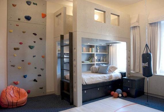 Kids Rooms Interior Design Ideas 29