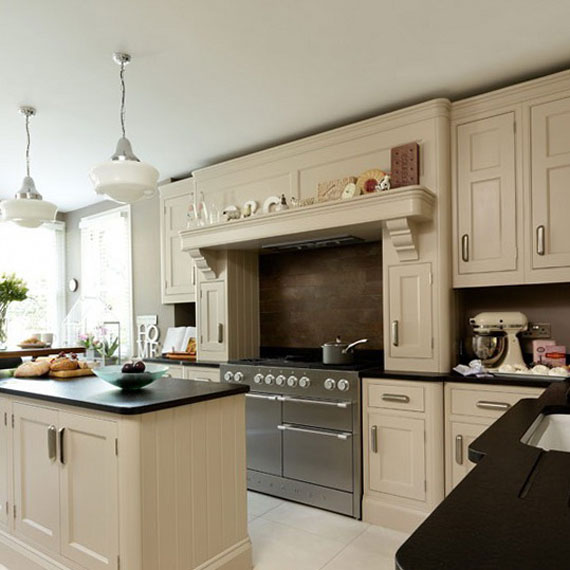 Awesome Beige1 Thinking To Paint Your Kitchen Cabinets? Here Are Some Pro Secrets  To Be Considered