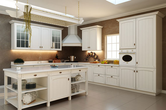 Beige2 Thinking To Paint Your Kitchen Cabinets? Here Are Some Pro Secrets  To Be Considered