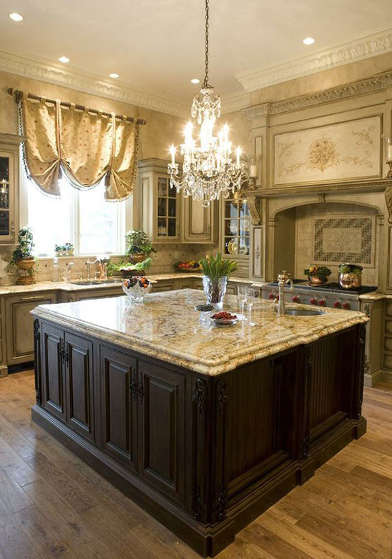 modern and traditional kitchen island ideas you should see 11 - Kitchen Island Design Ideas