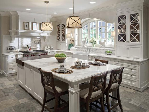 Modern Traditional Kitchens modern and traditional kitchen island ideas you should see