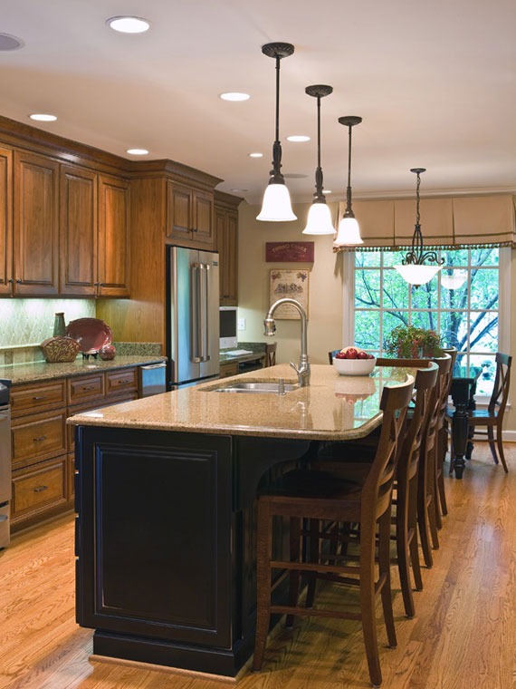 k30 Modern And Traditional Kitchen Island Ideas You Should See