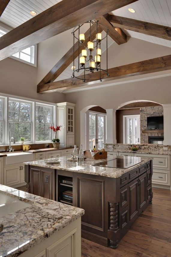 Modern Classic Kitchen Design: Modern And Traditional Kitchen Island Ideas You Should See