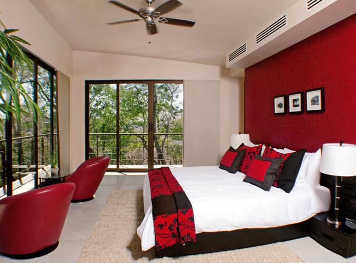 Red Luxury Bedrooms modern and luxurious bedroom interior design is inspiring
