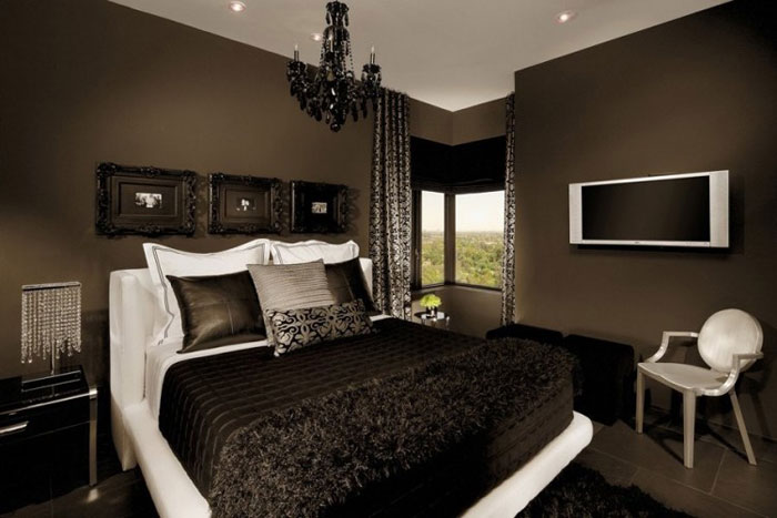 modern and luxurious bedroom interior design is inspiring 4