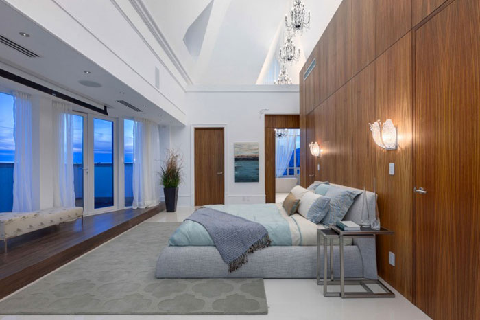 modern and luxurious bedroom interior design is inspiring 5