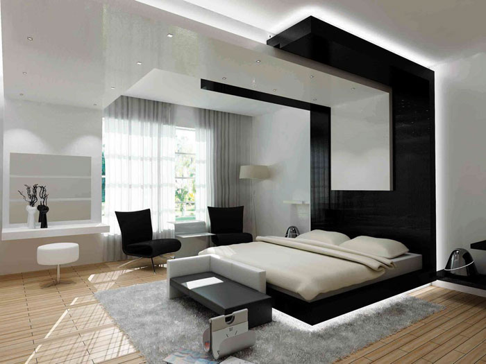 Interior Designs For Bedrooms Entrancing Modern And Luxurious Bedroom Interior Design Is Inspiring Design Ideas