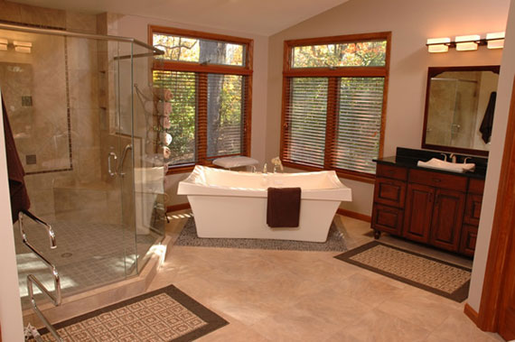 B15 Luxurious Master Bathroom Design Ideas That You Will Love