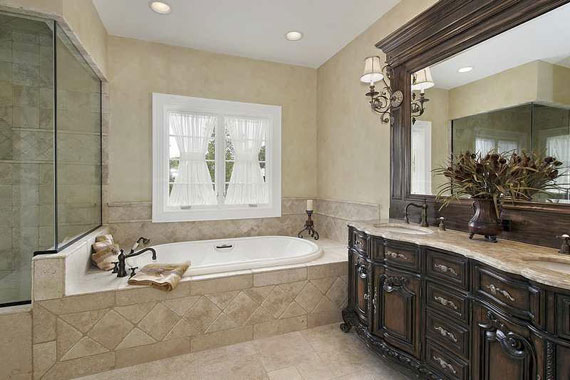 Luxurious Master Bathroom Design Ideas That You Will Love