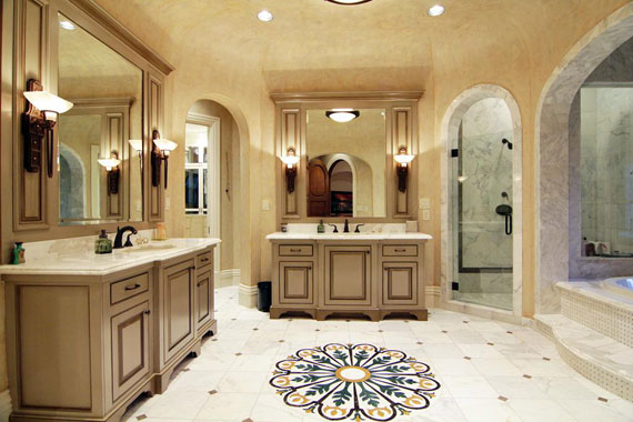 luxurious master bathroom design ideas that you will love 3 - Master Bath Design Ideas