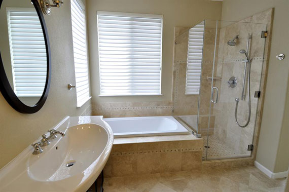 Luxurious Master Bathroom Design Ideas That You Will Love 37