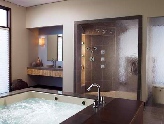B41 Luxurious Master Bathroom Design Ideas That You Will Love