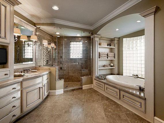 b5 Luxurious Master Bathroom Design Ideas That You Will Love