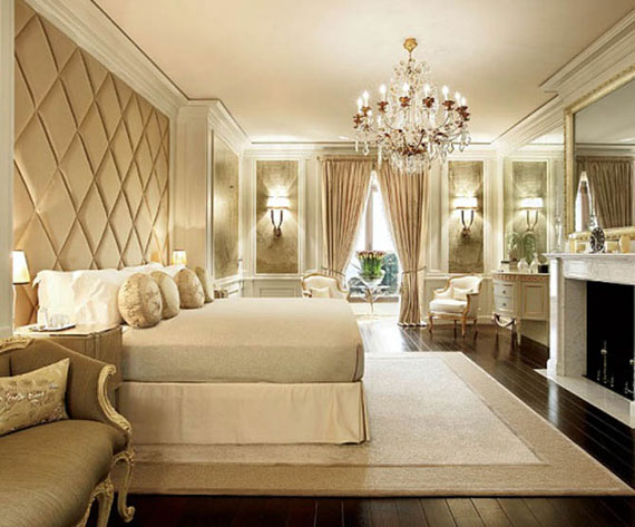 Luxurious Bedroom Ideas Designed With Style