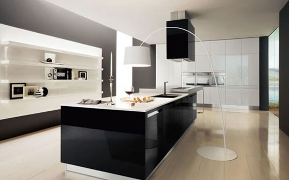 A7 Large Luxury Kitchens Designs (38 Pictures)