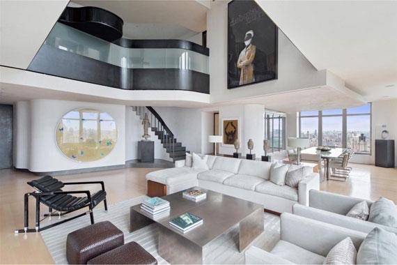 m2 Elegant And Modern Duplex Penthouse In Park Laurel Condominium