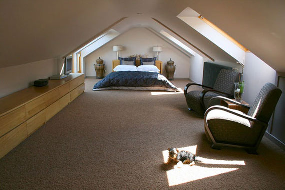 inspiring attic design ideas for the exquisite space you want to create 13